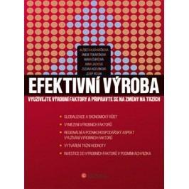 Efektivní výroba | Alžběta Kucharčíková, kolektiv