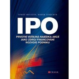 IPO | Tomáš Meluzín, Marek Zinecker