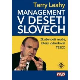 Management v deseti slovech | Terry Leahy