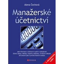 Manažerské účetnictví | Alena Čechová