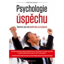 Psychologie úspěchu | Judith Leary-Joyce