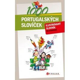 1000 portugalských slovíček | Iva Svobodová