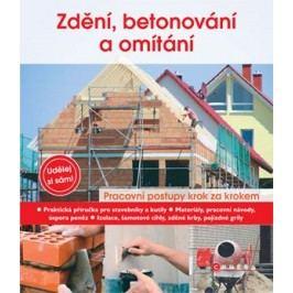 Zdění, betonování a omítání | Max Direktor