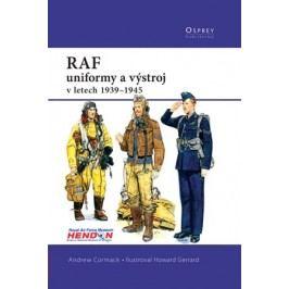 RAF – uniformy a výstroj | Andrew Cormack