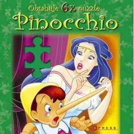 Pinocchio - puzzle |