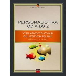 Personalistika od A do Z | David Martin