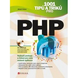 1001 tipů a triků pro PHP | Jakub Vrána