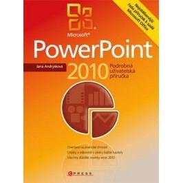 Microsoft PowerPoint 2010   Jana Andrýsková