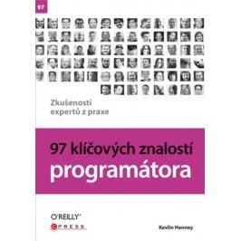 97 klíčových znalostí programátora | Kevlin Henney