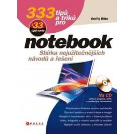 333 tipů a triků pro notebook | Ondřej Bitto