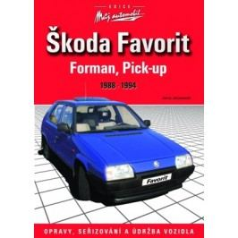 Škoda Favorit, Forman, Pick-up | Jerzy Jalowiecki