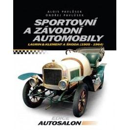 Sportovní a závodní automobily | Alois Pavlůsek, Ondřej Pavlůsek