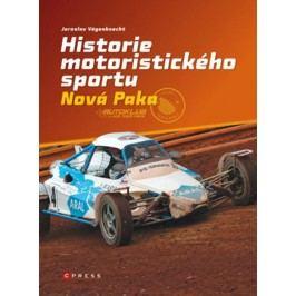 Historie motoristického sportu | Jaroslav Vágenknecht