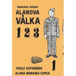 Alanova válka - Souborné vydání 1-3 | Emmanuel Guibert, Emmanuel Guibert