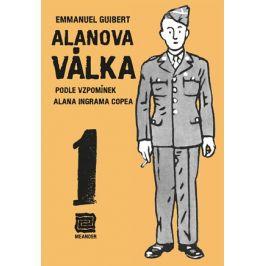 Alanova válka 1 - Podle vzpomínek Alana | Emmanuel Guibert, Emmanuel Guibert