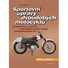Sportovní úpravy dvoudobých motocyklů | Pavel Husák