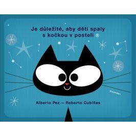 Je důležité, aby děti spaly s kočkou v posteli | Alberto Pez, Roberto Cubillas