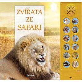 Zvířata ze safari | Hana Marsault, Andrea Pinnington, Caz Buckingham