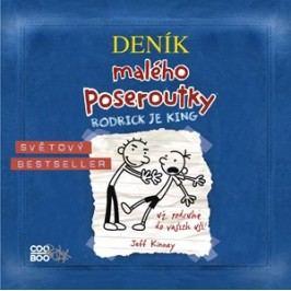 Deník malého poseroutky 2 (audiokniha) | Václav  Kopta, Jeff Kinney