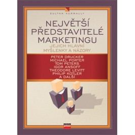 Největší představitelé marketingu | Sultan Kermally