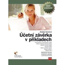 Účetní závěrka v příkladech | Daniela Kynclová