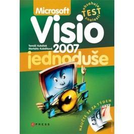Microsoft Visio 2007 | Markéta Kubálková, Tomáš Kubálek