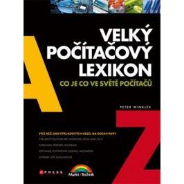 Velký počítačový lexikon | Peter Winkler