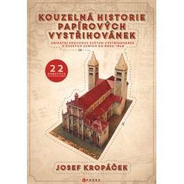 Kouzelná historie papírových vystřihovánek | Josef Kropáček