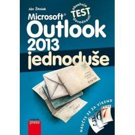 Microsoft Outlook 2013: Jednoduše | Ján Žitniak