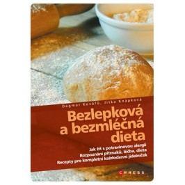 Bezlepková a bezmléčná dieta | Dagmar Kovářů, Jitka Knápková