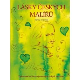 Lásky českých malířů | Martina Drijverová