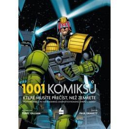1001 komiksů, které musíte přečíst, než zemřete | Paul Gravett