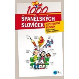 1000 španělských slovíček | Aleš Čuma, Diego Arturo Galvis Poveda, Eliška Jirásková