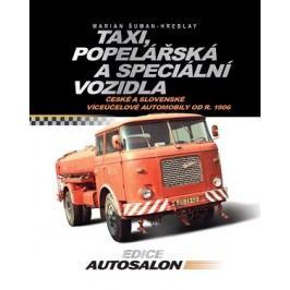 Taxi, popelářská a speciální vozidla | Marián Šuman-Hreblay