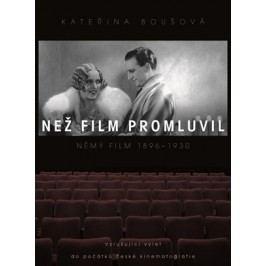 Než film promluvil | Kateřina Boušová