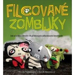 Filcované zombijky | Nicole Tedmanová, Sarah Skateová