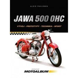 Jawa 500 | Alois Pavlůsek