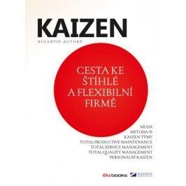KAIZEN - Cesta ke štíhlé a flexibilní firmě | Bauer Miroslav