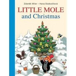 Little Mole and Christmas | Hana Doskočilová, Zdeněk Miler