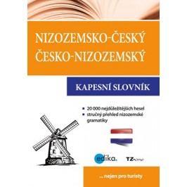Nizozemsko-český česko-nizozemský kapesní slovník   TZ-one