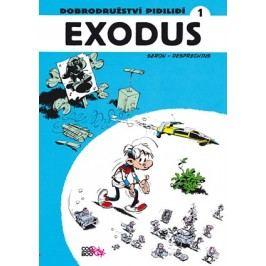 Dobrodružství Pidilidí (1) - Exodus | Richard Podaný, Pierre Seron, Pierre Seron