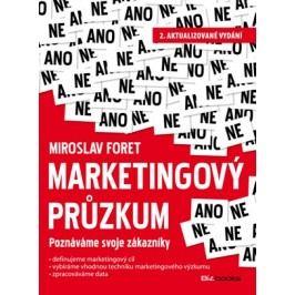 Marketingový průzkum | Miroslav Foret