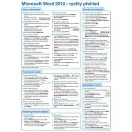 Microsoft Word 2010 – rychlý přehled   Martin Herodek, Libor Pácl