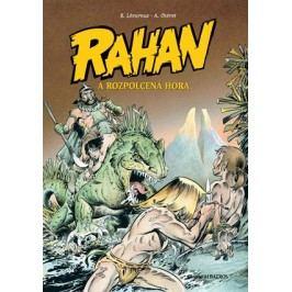 Rahan a rozpolcená hora (2) | André Chéret, Roger Lécureux