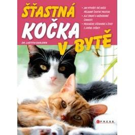 Šťastná kočka v bytě | Laetitia Barlerinová