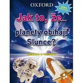 Jak to, že… planety obíhají slunce? |