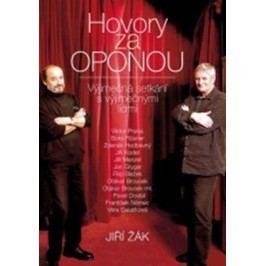 Hovory za oponou | Jiří Žák
