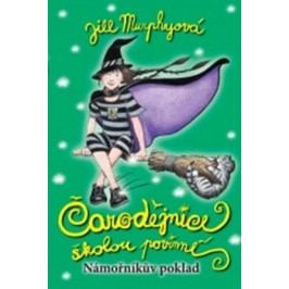 Čarodějnice školou povinné 4 Námořníkův poklad | Jill Murphyová