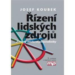 Řízení lidských zdrojů   Josef Koubek