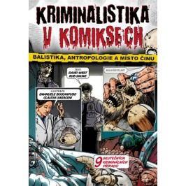Kriminalistika v komiksech |  kolektiv